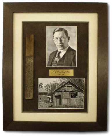 Sir Frederick Banting Legacy Tribute, Alliston, Ontario